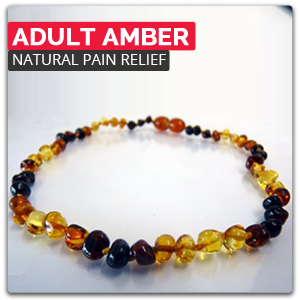 Adult Amber - Natural Pain Relief