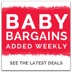 Baby Bargains Added Weekly See the Latest Deals