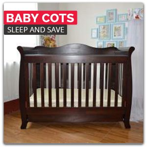 Baby Cots - Sleep and Save
