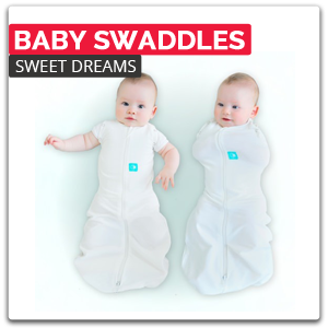 Baby Swaddles - Sweet Dreams
