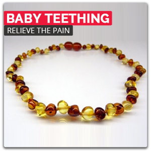 Baby Teething - Relieve the Pain