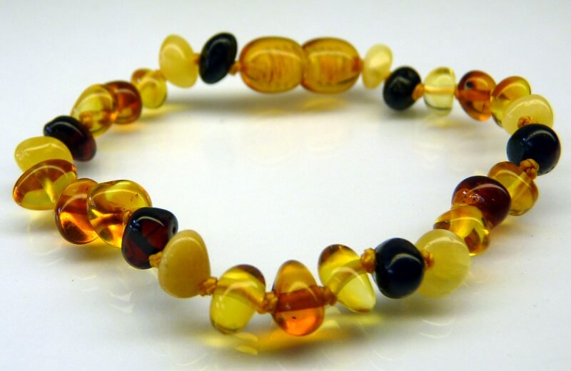 Multi- Scotch Amber Necklace